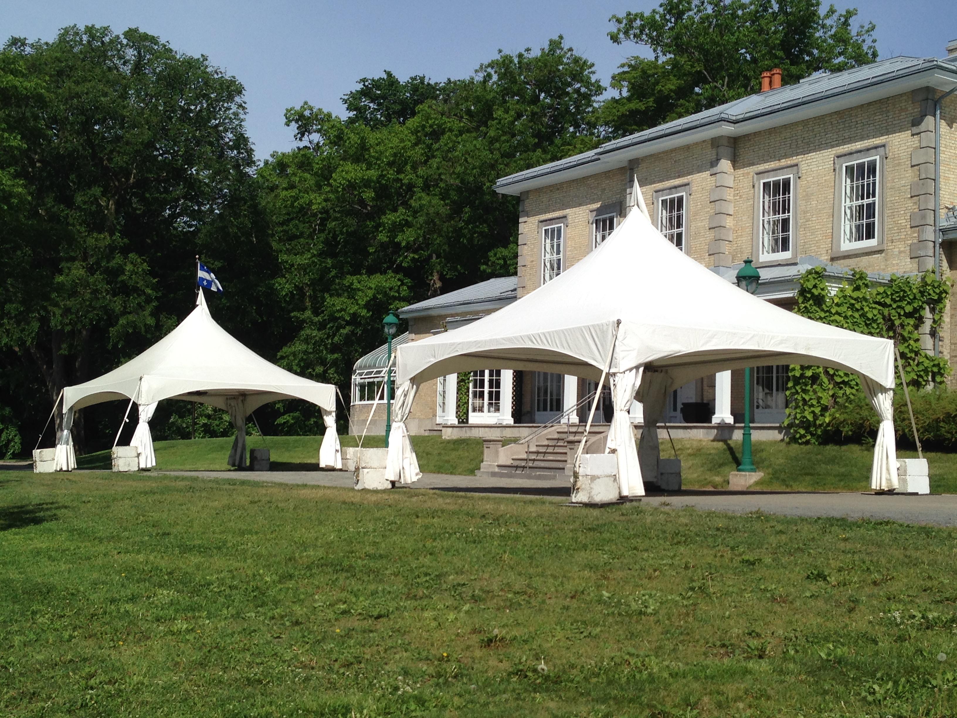 Tente – Chapiteaux du Monde